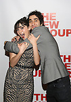 """Isabelle Fuhrman and Alex Wolff attend the Opening Night of The New Group World Premiere of """"All The Fine Boys"""" at the The Green Fig Urban Eatery on March 1, 2017 in New York City."""