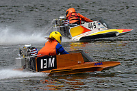 13-M, 44-S    (Outboard Hydroplane)