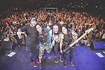 """Colombian Band """"la Pestilencia"""" 30th anniversary concert in Medellin, Colombia"""