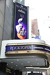 'Rocktopia' - Theatre Marquee
