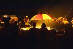 Navani Beach Bonfire