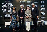 Session 3 of the Asia Horse Week activties for the Longines Masters of Hong Kong at AsiaWorld-Expo on 08 February 2018, in Hong Kong, Hong Kong. Photo by Christopher Palma / Power Sport Images