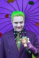 The Joker, Emerald City Comicon, Seattle, WA, USA.