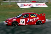 #64 Gavin Pyper. GA Janspeed Racing. Alfa Romeo 156.