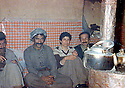 Iraq 19802nd left to right, Nawshirwan Mustafa,after his liberation from the Socialists 'jail, Hatige Yahar and Omar Sheikhmous  Irak 1980 2eme de gauche a droite, Nawshirwan Mustafa a sa sortie de la prison des Socialistes, Hatige Yashar et Omar Sheikhmous