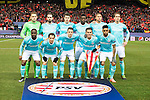 PSV Eindhoven's players  during UEFA Champions League match. March 15,2016. (ALTERPHOTOS/Borja B.Hojas)