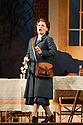 """Buxton International Festival presents """"Albert Herring"""", by Benjamin Britten, at Buxton Opera House, Buxton, Derbyshire.  Picture shows: Lucy Schaufer (Florence Pike)"""
