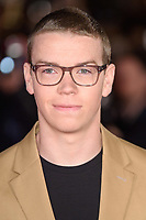"""Will Poulter<br /> arriving for the """"Maze Runner: The Death Cure"""" Fan Screening at the Vue West End, Leicester Square, London<br /> <br /> <br /> ©Ash Knotek  D3370  22/01/2018"""