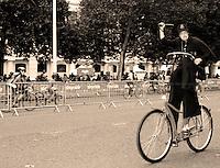 """Policeman"" - London 2009"