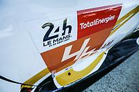 #46 TEAM PROJECT 1 (DEU) PORSCHE 911 RSR – 19 LMGTE AM - DENNIS OLSEN (NOR) / ANDERS BUCHARDT (NOR) / MAXWELL ROOT (USA)