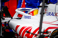 27th August 2021; Spa Francorchamps, Stavelot, Belgium: FIA F1 Grand Prix of Belgium, free practise:   47 SCHUMACHER Mick ger, Haas F1 Team VF-21 Ferrari