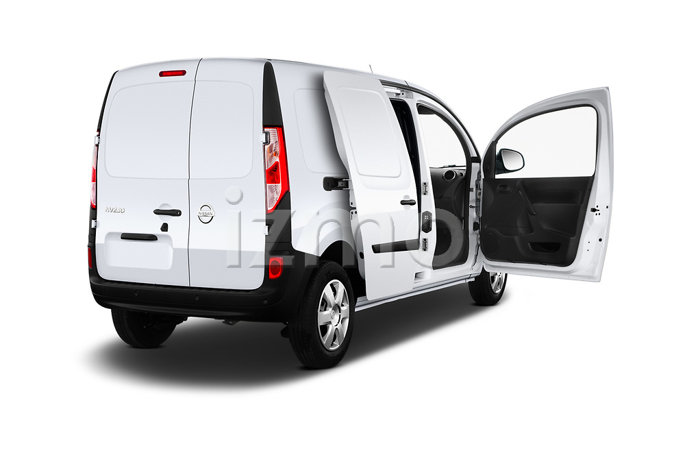 Car images of 2020 Nissan NV250 Visia 5 Door Car Van Doors
