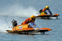 18-H & 1-US (outboard hydroplane)