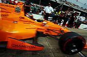 Verizon IndyCar Series<br /> Indianapolis 500 Qualifying<br /> Indianapolis Motor Speedway, Indianapolis, IN USA<br /> Saturday 20 May 2017<br /> Fernando Alonso, McLaren-Honda-Andretti Honda<br /> World Copyright: Phillip Abbott<br /> LAT Images<br /> ref: Digital Image abbott_IndyQ-0517_19381