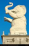Elephant, Central Courtyard, Hollywood and Highland, Hollywood, California