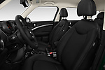Front seat view of 2016 MINI Countryman Countryman 5 Door Hatchback Front Seat  car photos