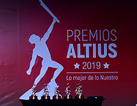 Deportista Altius del Año 2019 del COC / Sportsman Altius of the 2019 by the COC