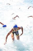 Triathlon de Nice Cote d'Azur 2012