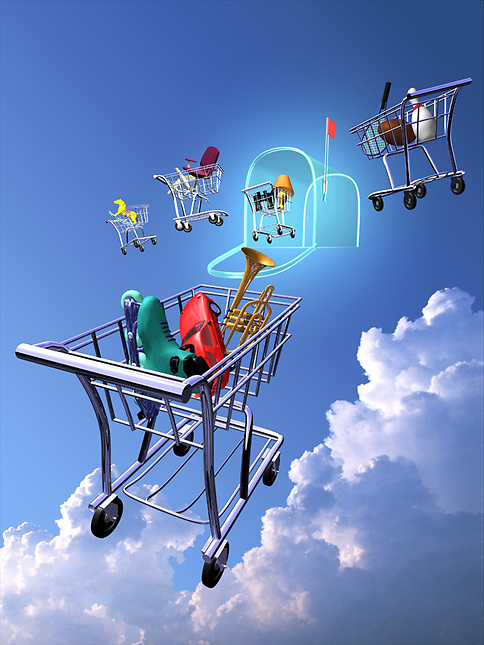 Shopping carts for ecommerce