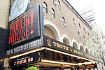 """""""Moulin Rouge! The Musical"""" - Theatre Marquee"""