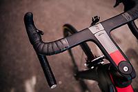 André Greipel's (DEU/Lotto-Soudal) bike<br /> <br /> Stage 5: Lorient > Quimper (203km)<br /> <br /> 105th Tour de France 2018<br /> ©kramon