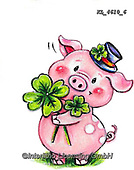 NY, paintings+++++,KL4610/6,#ny#, EVERYDAY ,sticker,stickers, new year's eve ,pig,pigs