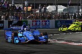2017 Verizon IndyCar Series<br /> Toyota Grand Prix of Long Beach<br /> Streets of Long Beach, CA USA<br /> Sunday 9 April 2017<br /> Scott Dixon<br /> World Copyright: Scott R LePage/LAT Images<br /> ref: Digital Image lepage-170409-LB-8914