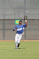 Lenee McGee - Los Angeles Dodgers, 2009 Instructional League.Photo by:  Bill Mitchell/Four Seam Images..
