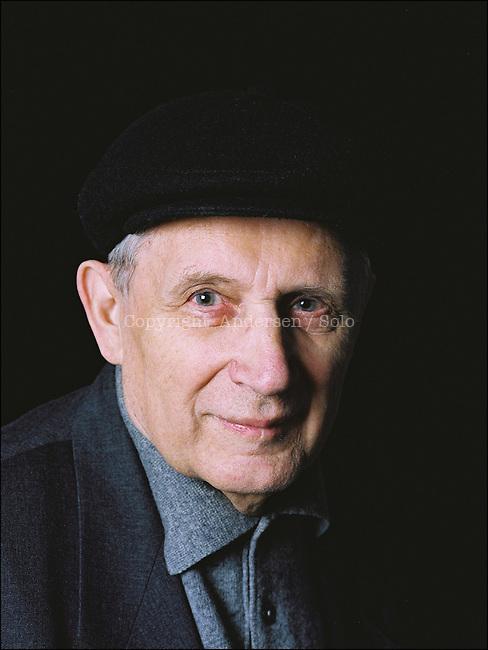 Iouri Mamleiev, Russian author.