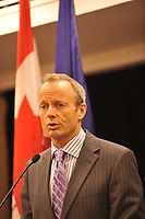 Montreal (Qc) Canada - June 8 2009 - Stockwell Day