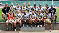 San Francisco Golden Gate team shot during the World Club 7s at Twickenham on Sunday 18th August 2013 (Photo by Rob Munro)