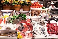 fresh seafood Milos Restaurant New York City