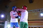 White collar boxing Blues V O Ragh