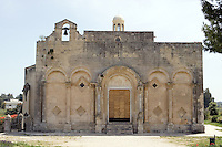 La chiesa di Santa Maria di Siponto.<br /> The church of Santa Maria di Siponto,<br /> UPDATE IMAGES PRESS/Riccardo De Luca