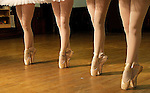 Students from Dance Dynamics rehearse as they prepare for their upcoming recital (DOUG WOJCIK/STEVENS POINT JOURNAL)