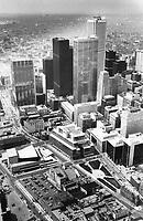 Toronto - Aerial Views<br /> <br /> Photo : Boris Spremo - Toronto Star archives - AQP