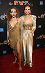 Micaela Diamond and Teal Wicks Attends the After Party for the Broadway Opening Night  of 'The Cher Show' at Pier 60 on December 3, 2018 in New York City.