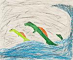 Art work by school age child