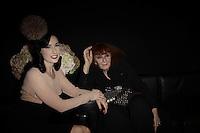 Dita von Teese - Sonia Rykiel - 'SONIA RYKIEL' PARIS FASHION SHOW - PRET A PORTER SPRING-SUMMER 2011