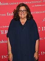 NEW YORK, NY - OCTOBER 13: Fern Mallis at the 2021 Fashion Group International Night Of Stars Gala at Casa Cipriani in New York City on October 13, 2021. Credit: John Palmer/MediaPunch