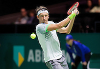 Februari 13, 2015, Netherlands, Rotterdam, Ahoy, ABN AMRO World Tennis Tournament, Sergiy Stakhovsky (UKR) <br /> Photo: Tennisimages/Henk Koster