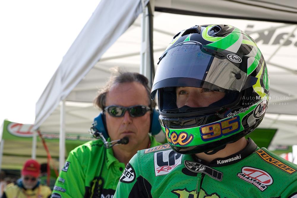 Andrew Lee To Make MotoAmerica Superbike Debut At Barber