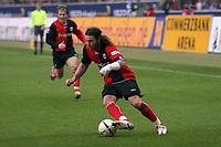 Ioannis Amanatidis (Eintracht)<br /> Eintracht Frankfurt vs. VfL Bochum, Commerzbank Arena<br /> *** Local Caption *** Foto ist honorarpflichtig! zzgl. gesetzl. MwSt. Auf Anfrage in hoeherer Qualitaet/Aufloesung. Belegexemplar an: Marc Schueler, Am Ziegelfalltor 4, 64625 Bensheim, Tel. +49 (0) 6251 86 96 134, www.gameday-mediaservices.de. Email: marc.schueler@gameday-mediaservices.de, Bankverbindung: Volksbank Bergstrasse, Kto.: 151297, BLZ: 50960101