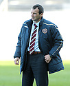 18/04/2009  Copyright Pic: James Stewart.sct_jspa13_falkirk_v_hearts.HEARTS MANAGER CSABA LASZLO AT THE END OF THE GAME.....James Stewart Photography 19 Carronlea Drive, Falkirk. FK2 8DN      Vat Reg No. 607 6932 25.Telephone      : +44 (0)1324 570291 .Mobile              : +44 (0)7721 416997.E-mail  :  jim@jspa.co.uk.If you require further information then contact Jim Stewart on any of the numbers above.........