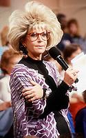Sally Jessie Raphael 1988<br /> Photo by Adam Scull/PHOTOlink