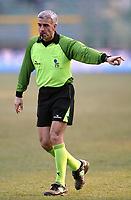 Tombolini Arbitro<br /> Calcio 2002/2003<br /> Foto Andrea Staccioli/Insidefoto