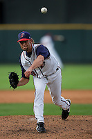 Muecke, Josh 3150.jpg.  PCL baseball featuring the New Orleans Zephyrs at Round Rock Express  at Dell Diamond on June 19th 2009 in Round Rock, Texas. Photo by Andrew Woolley.