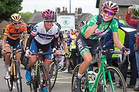Picture by Alex Whitehead/SWpix.com - 10/06/2017 - Cycling - OVO Energy Women's Tour - Stage 4: The Chesterfield Stage - WM3's Katarzyna Niewiadoma.