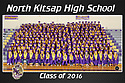 2016 North Kitsap HS Graduation