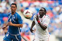 El Salvador vs Trinidad & Tobago, July 8, 2013